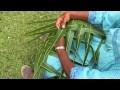 tressage traditionnel kanak