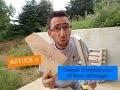 Eric Le Carreleur - astuce coupe onglet plinthe carrelage