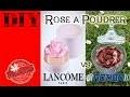 DIY #1 : Rose a poudrer Lancome VS Action