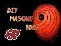 DIY : MASQUE TOBI     NARUTO SHIPPUDEN