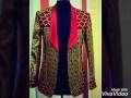 Les 15 plus belles vestes en pagne   Maryel Couture