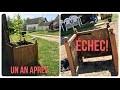 Bac d'orangerie/jardinière en bois : les erreurs de conception à ne pas faire