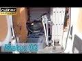 Matos02-Présentation de l'utilitaire Citroen Nemo en mode chaud