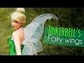 DIY - Tinkerbell's Fairy wings / Ailes de fée Clochette