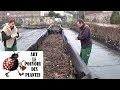 Jardinage: Construction d'un bac de permaculture hors sol (Avec Tonnerre D'engrais  engrais bio)