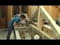 L'gosseux d'bois Ep 115  - Comment faire une ferme en bois massif