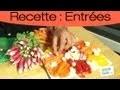 Faites des bâtonnets de légumes faits maison