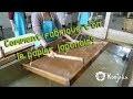 la fabrication du papier washi
