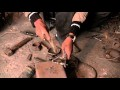 Mohamed Abounacer - Sculptures en ferraille / Débrouille Cie