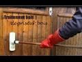 Traitement bois, comment dégriser terrasse et bois de façade