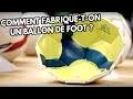 Comment les ballons de foot sont-ils fabriqués ? L'exemple de Kipsta