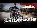 TEST EXCLUSIF | SWM 440 SILVER VASE 2016 (new)