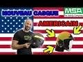 Nouveau casque POMPIER américain     par MSA/GALLET