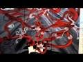 contemporaine Tatatron peinture à l'huile perspective moderne !! création originale #001