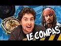 Fabriquer son propre compas de Jack Sparrow