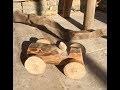 DIY voiture en bois