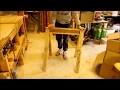 fabriquer un tréteau en bois de palette!!