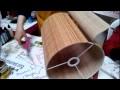 Démonstration Fabrication des Abat-Jours Kram 2014