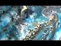 RESIN ART PRO  POUR DEMO NEBULEUSE GALAXIE EFFECT tableau en resine