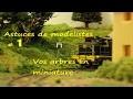 Astuces de modelistes #1 Vos arbres en miniature