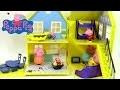 La Grande Maison Boueuse de Peppa Pig Jouet Play Doh ♥ Muddy Puddle Deluxe Playhouse