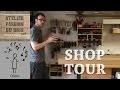 Visite de l'atelier | Shop Tour