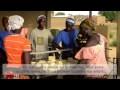 La production de savon au Burkina Faso