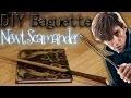 DIY - Comment fabriquer la baguette de Newt Scamander