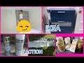 [Vlog #5 Chambre de gabi] pose du papier peint, petit tour chez Ikea et peinture de chez ACTION