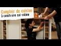Comptoir de cuisine HORNBACH Meubles à construire soi-même