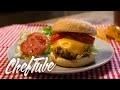 Comment Faire Un All American Burger - Recette dans la description