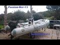 Rénovation bateau semi rigide #1