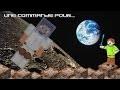 Déguisement de cosmonaute dans Minecraft - Une commande pour... #12