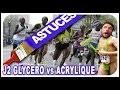 Différences entre la peinture acrylique et glycéro - LE MARATHON DES ASTUCES -J2-