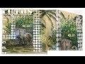 Tableau d'Elephants sans dessiner