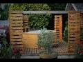 mes constructions en palette de bois