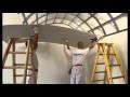 Réalisation d'une voute en berceau - I PROFILI www.iprofili.com