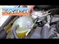 Comment contrôler les niveaux sur Renault Clio IV 1,5 dci