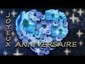 JOYEUX ANNIVERSAIRE - Jolie carte virtuelle gratuite
