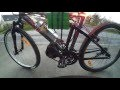 vélo électrique fait maison alternateur part 2