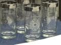 Emballage des verres