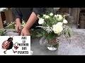 chaine de Jardinage:Comment faire un centre de table champêtre: Art floral et Compositions florales: