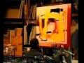 Peindre un tableau abstrait par le Maître Taleb (part1)