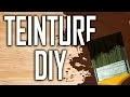 Comment Fabriquer sa Teinture pour Bois pour 1€ - DIY