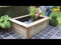 Tuto - Installation d'un bassin en bois Quadra Woodframe