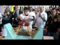 Video du Concours 2014 de Ponts en spaghetti