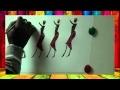 Atelier Initiation Rapide et Pédagogique à la Peinture Africaine de Charly