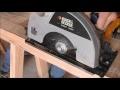 Fabrication d'un meuble: Cabinet à tiroirs - Partie 1