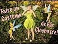 Faire un Costume de Fée Clochette!