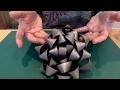 DIY Gros Noeud en papier pour cadeau